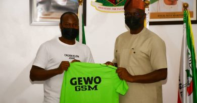 Oyo'll continue to develop talents to make sports top revenue earner – Makinde