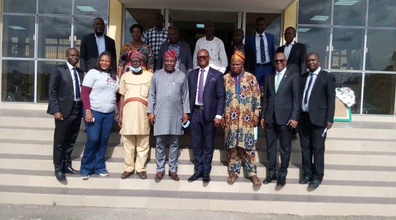 Oyo Housing Chairman, Bayo Lawal Seeks Partnership With Wema Bank on Housing Estate Development